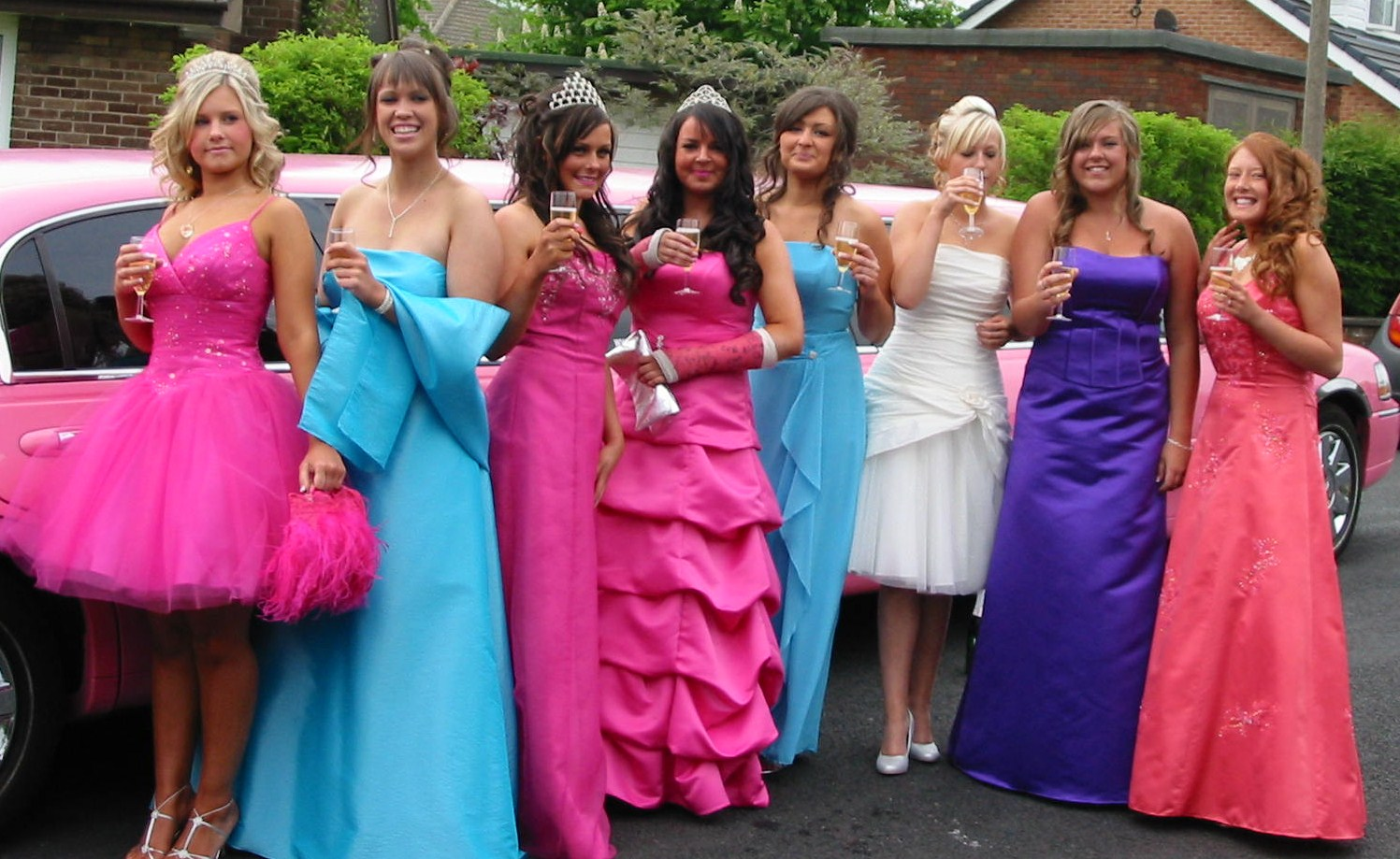 parties edinburgh , pyjama parties,sweet 16, prom party ideas, party